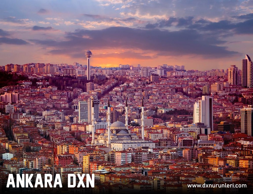 Ankara DXN