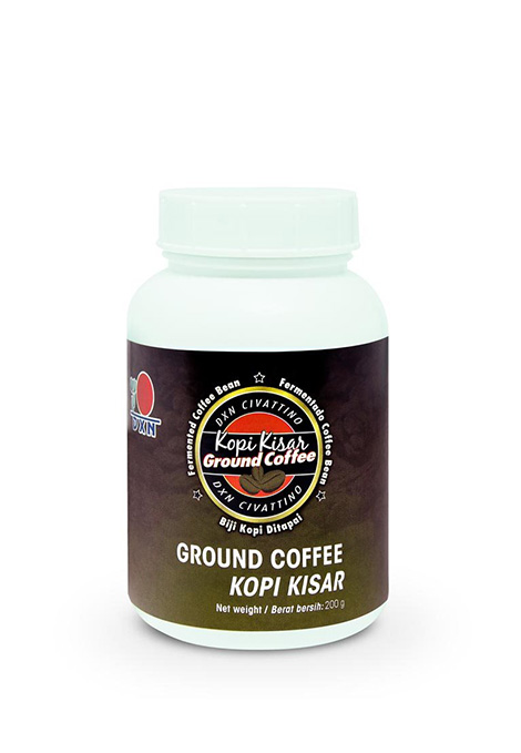 DXN Civattino Kopi Kisar Coffee