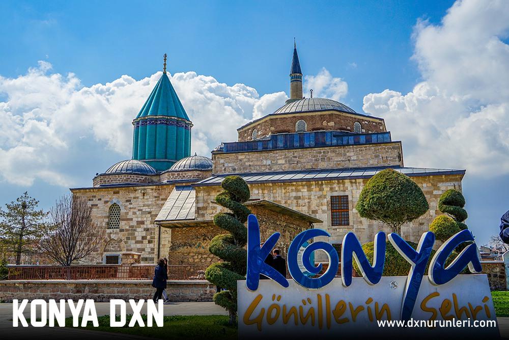 Konya DXN
